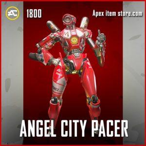Angel City Pacer Legendary Apex Legends pathfinder skin