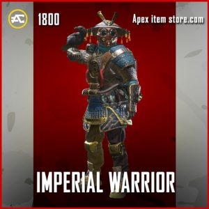 Imperial Winter legendary Apex legends skin