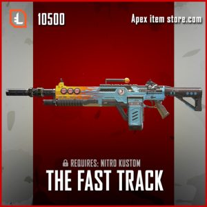 The Fast Track apex legends legendary gun skin