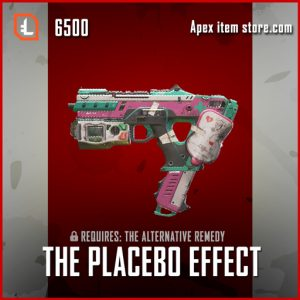 The placebo effect legendary apex legends gun skin