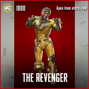 The Revenger Apex Legends legendary mirage skin