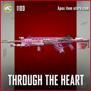 Through the heart legendary apex legends longbow skin