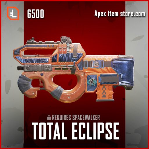Total Eclipse legendary apex legends Prowler skin