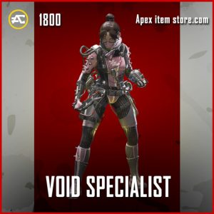 Void Specialist legendary apex legends wraith skin