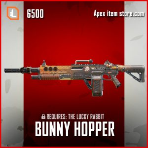 Bunny Hopper legendary Devotion skin apex legends