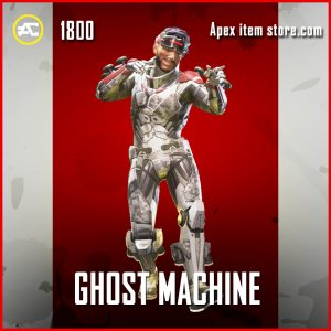 Ghost Machine legendary apex legends mirage skin