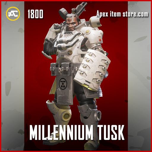 Millennium-Tusk
