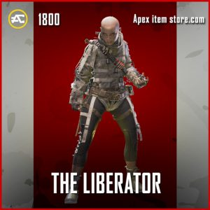 The liberator legendary apex legends wraith skin