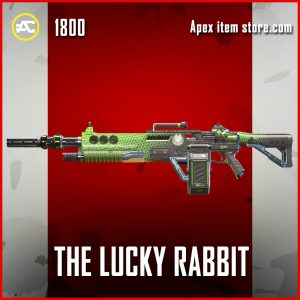 The Lucky Rabbit legendary Devotion skin apex legends
