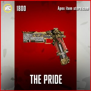 The Pride legendary apex legends RE-45 gun skin