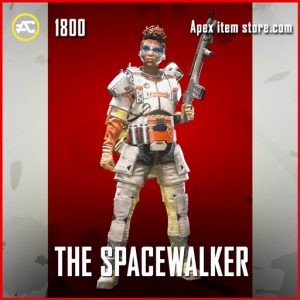 The Spacewalker legendary apex legends bangalore skin
