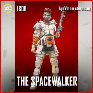 The Spacewalker legendary apex legends bangalore skin