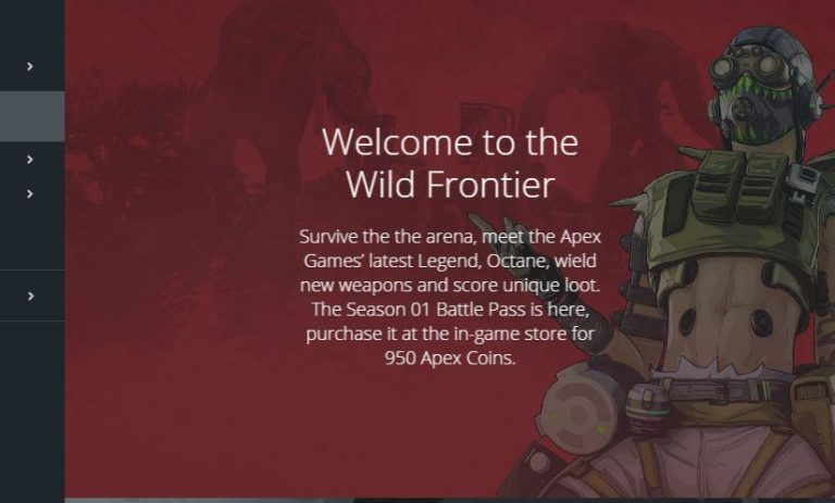 Apex Legends Battlepass Season 1 and Datamining information.