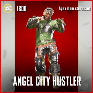 Angel City Hustler Mirage legendary apex legends skin