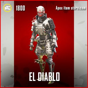 El Diablo legendary octane skin apex legends