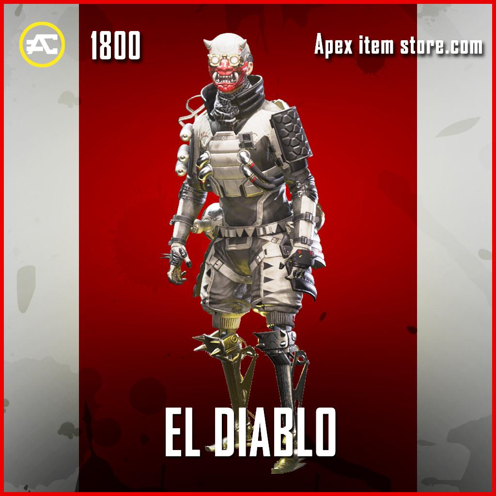El Diablo legendary octane skin apex legends