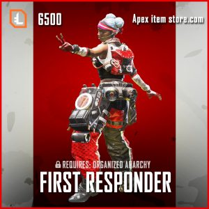 First Responder Legendary lifeline apex legends skin