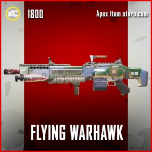 Flying Warhawk Legendary Spitfire apex legends skin