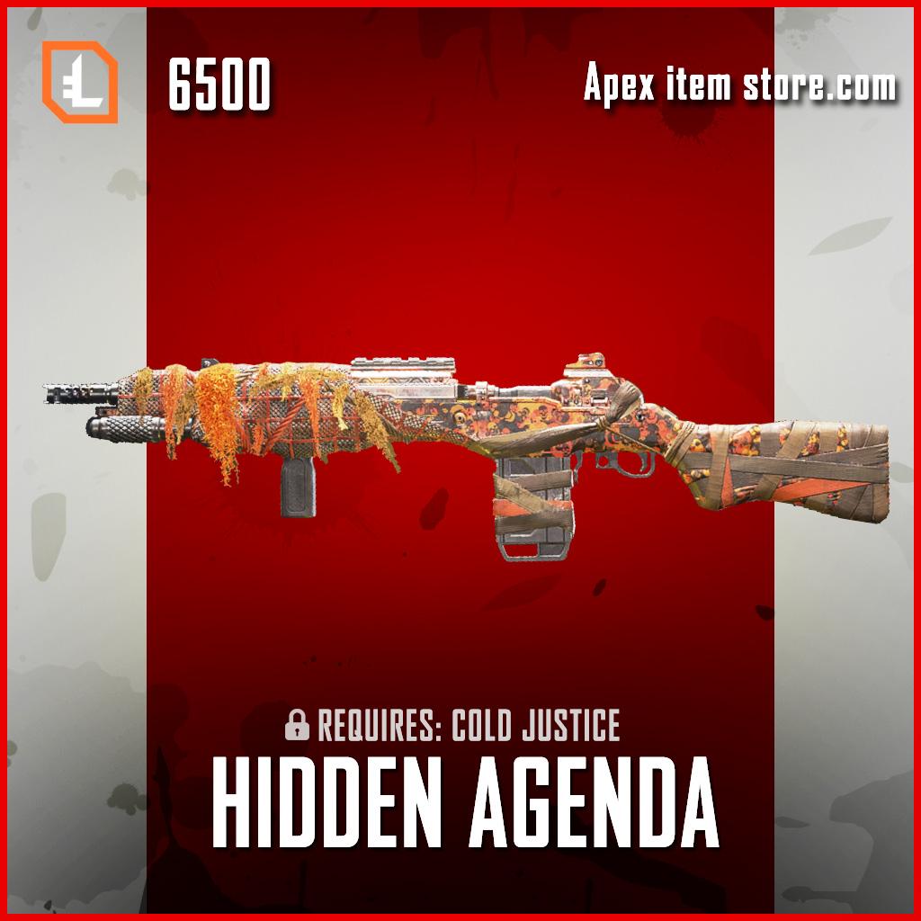 Hidden-Agenda