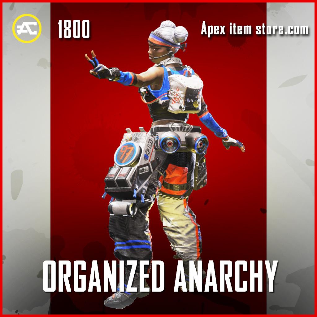 Organized-Anarchy