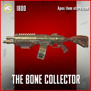 The Bone Collector Legendary EVA-8 AUTO apex legends skin