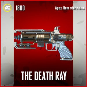 The Death Ray legendary Wingman apex legends skin