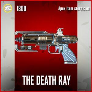 The Death Ray legendary Wingman apex legends skin