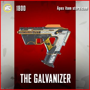 The Galvanizer Legendary Alternator Apex legends skin