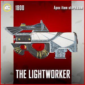 The Lightworker legendary Prowler Apex Legends skin