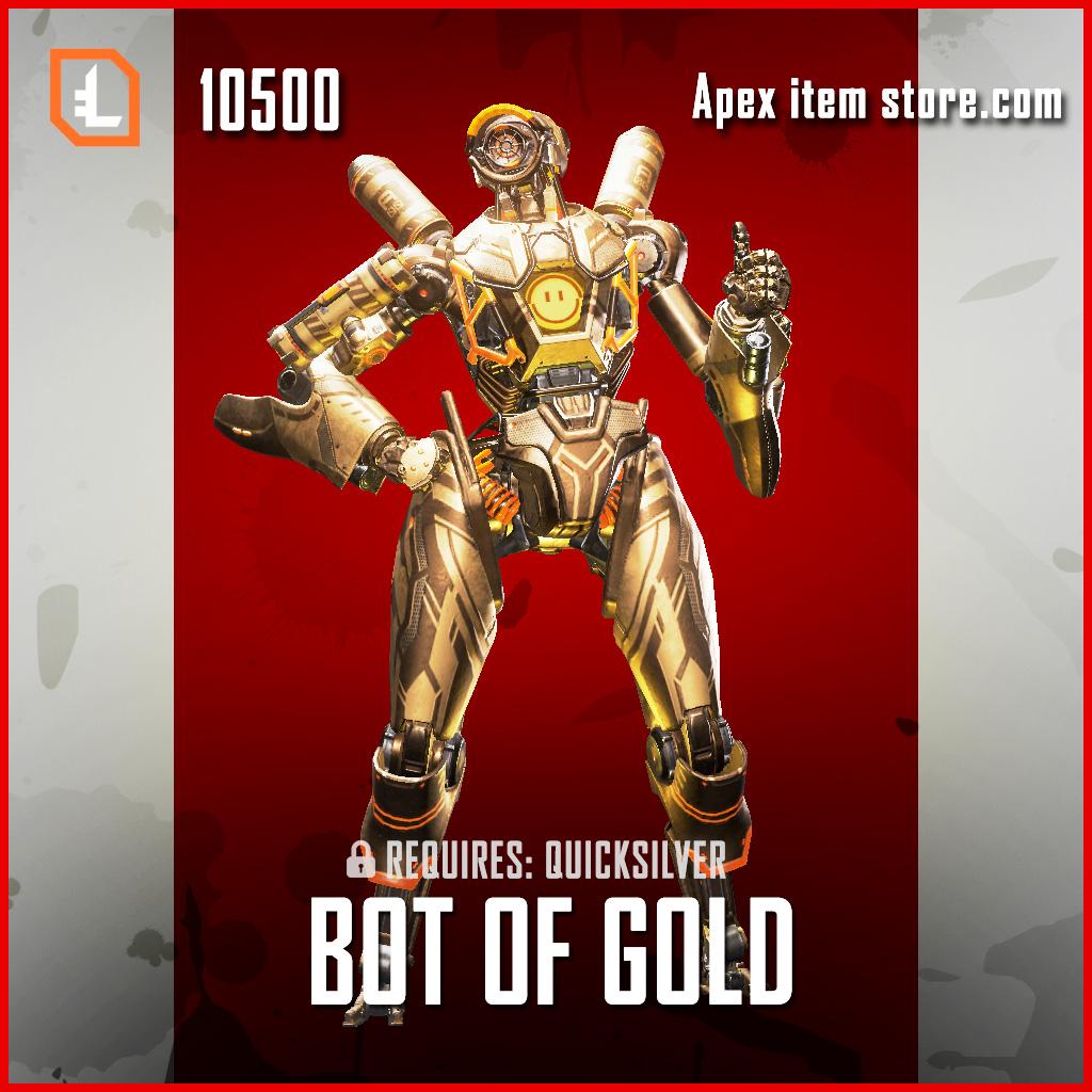 Bot-of-Gold