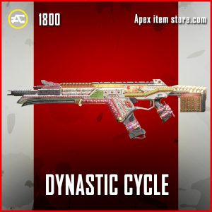 Dynastic Cycle legendary R-301 apex legends skin