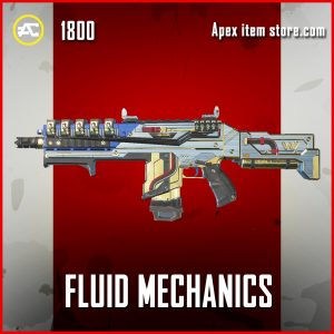 Fluid Mechanics Hemlok legendary apex legends skin