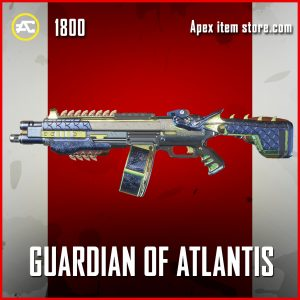 Guardian of Atlantis EVA-8 AUTO legendary apex legends skin