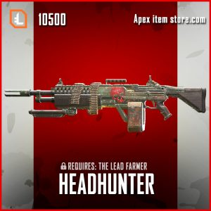 Headhunter devotion legendary apex legends skin
