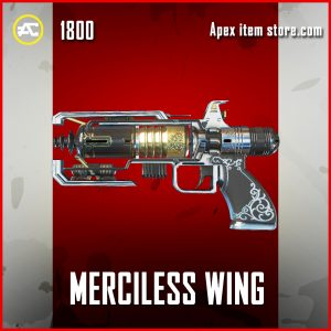 Merciless Wing legendary wingman skin apex legends