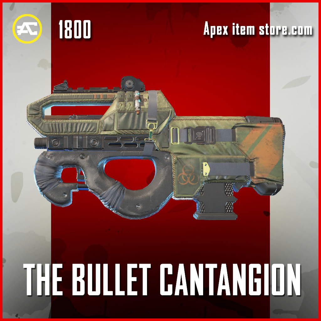 The Bullet Contagion apex legends Prowler Skin