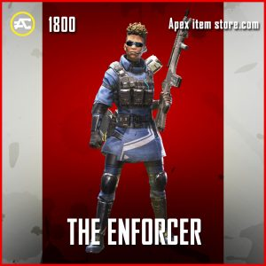 The Enforcer Bangalore legendary apex lengeds skin