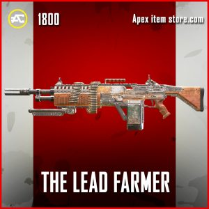 The Lead Farmer devotion legendary apex legends skin