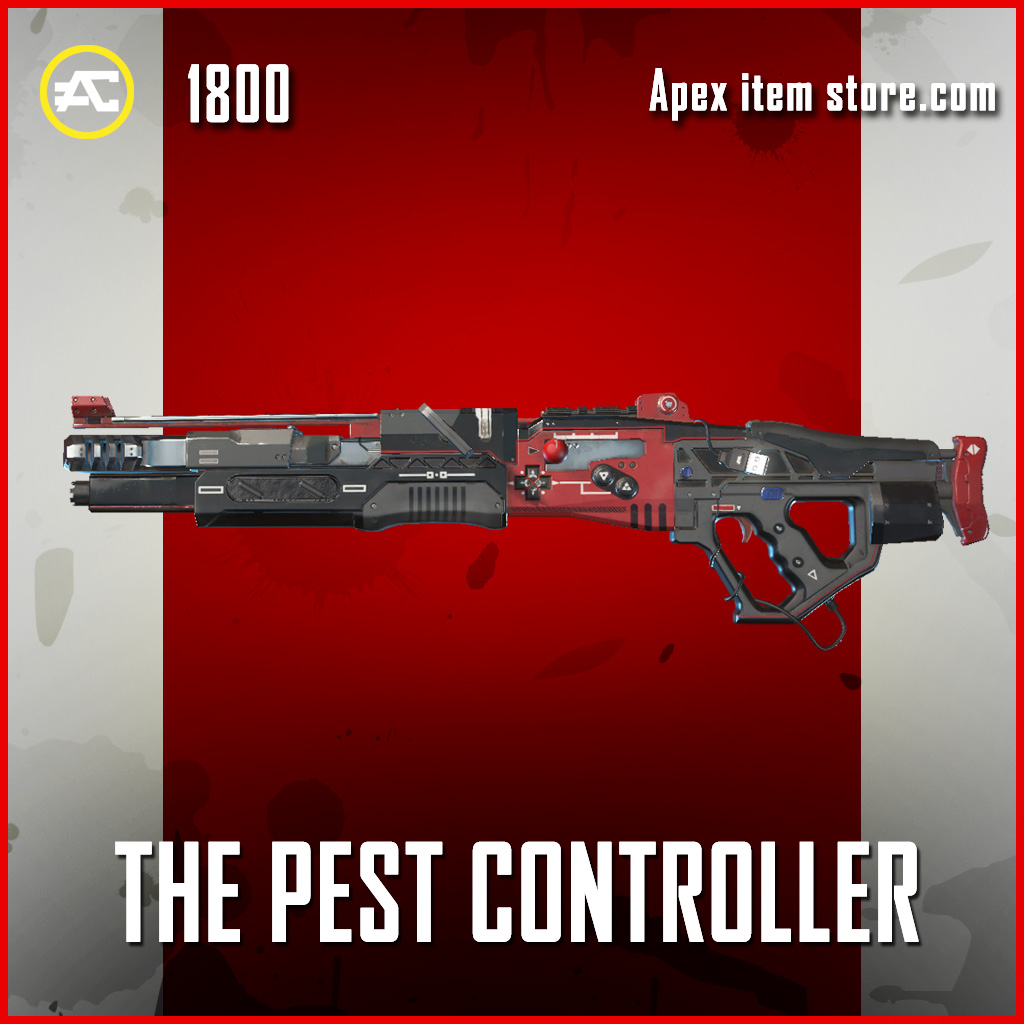 The-Pest-Controller