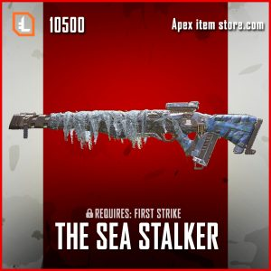 The Sea Stalker legendary triple take apex legends skin