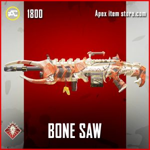 Bone Saw spitfire legendary apex legends skin