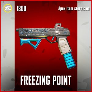 Freezing Point RE-45 Legendary apex legends skin