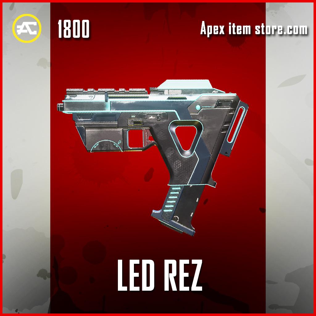 Led Rez Alternator legendary apex legends skin