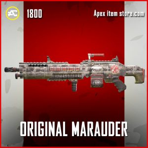 Original Marauder Spitfire legendary apex legends skin