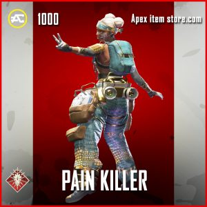 Pain Killer lifeline epic apex legends skin