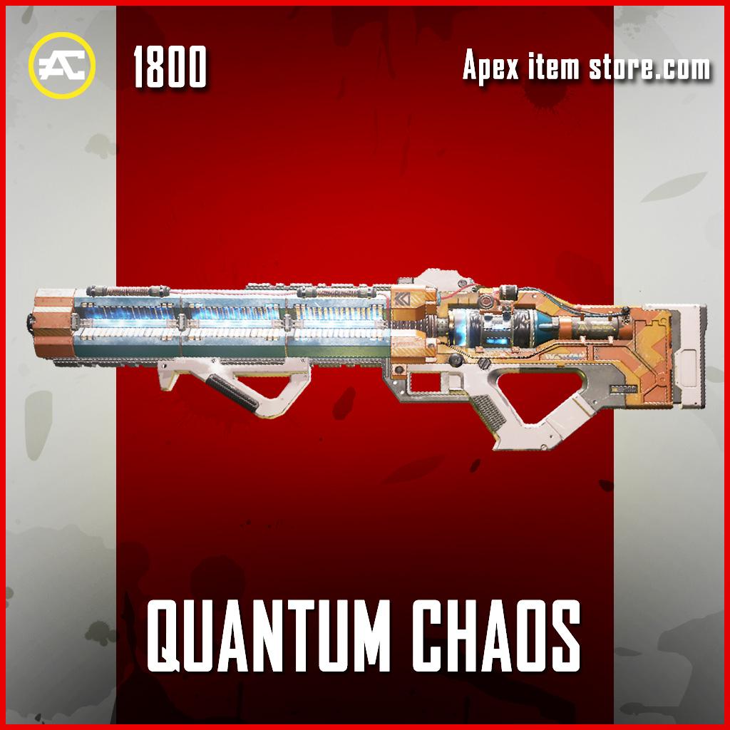 Quantum Chaos Havoc legendary apex legends skin