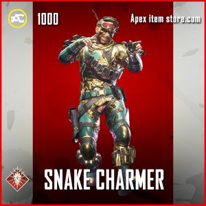 Snake Charmer mirage epic apex legends skin