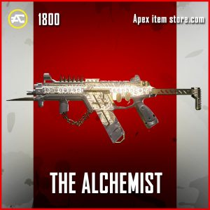 The Alchemist R-99 legendary apex legends skin