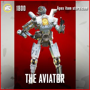 The Aviator Pathfinder legendary apex legends skin