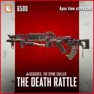 The Death Rattle flatline apex legends skin